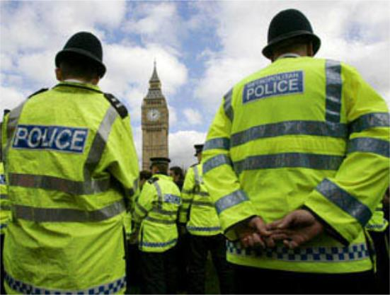 A Police Career